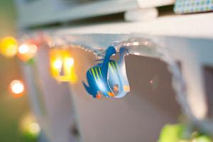 Baby Dinosaur Nursery String Lights