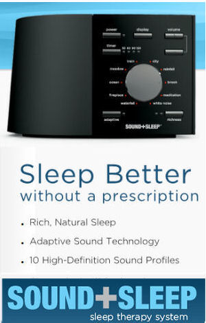 A baby white noise machine will have baby sleeping through the night in no time!