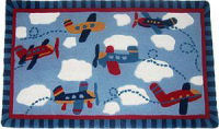 Rugs Baby Room Ideas on Airplane Rug Room Rug Shaped Shape Area Nursery Bedroom Rectangle