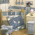 airplane baby bedding sets childrens kids crib applique quilt