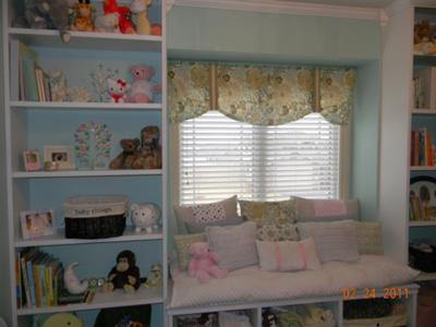 Ava's All Girl Nursery
