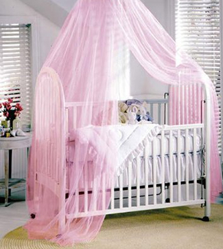 Go here to get more crib canopy ... & Baby Bed Canopy Ideas for your Baby Boy or Girlu0027s Crib