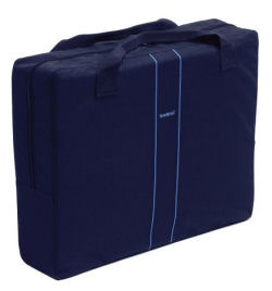 Travel case for the lightweight Baby Bjorn Portable folding crib