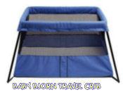 light baby travel camping travel crib cot