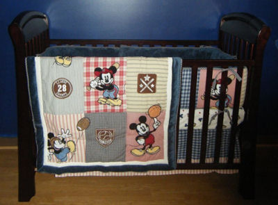 Baby Boy Sports Theme Nursery Ideas