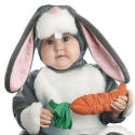 Infant baby bunny rabbit Trick or Treat Halloween Costume patterns