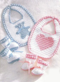 Baby Crochet Patterns Free from Crochet Me: 7 Free Crochet
