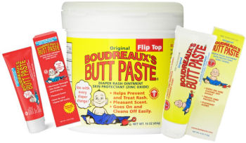 Boudreaux's Baby Butt Paste Diaper Cream