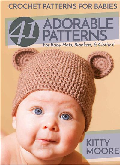 41 Baby crochet patterns.