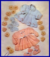 baby knitting patterns 3 Knitting Baby Patterns