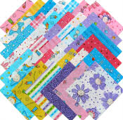precut flannel baby quilt kits