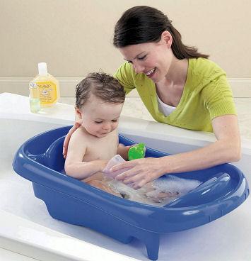 baby girl bath bathtub bubbles bubble bath soap