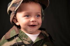 baby boy hunter soldier camo camouflage soldier hunting child