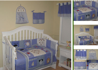 Looking For Baseball Only Crib Bedding Babycenter