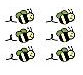 cute vinyl bee wall stickers decals beehive honey bee bumble bee