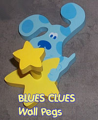 blues clues room  decorations
