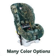 Realtree or Mossy Oak Camouflage Infant Car Seat and Cover