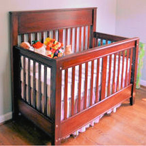 Convertible Crib Plans to Save Money in Your Baby's Nursery