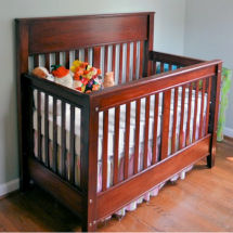 Baby Crib Pattern Wood Working Sewing Patterns For Baby