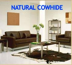 cowhide rug cow print rug hide natural