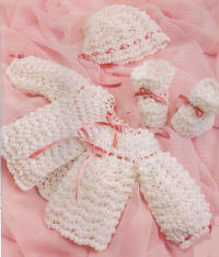 CROCHETED BABY SWEATERS | Crochet For Beginners