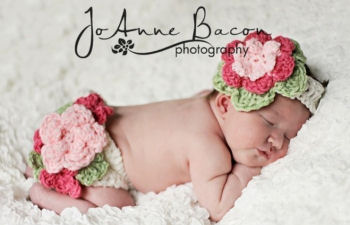 Ravelry: baby Headbands with Flowers pattern by CrochetDreamz