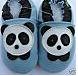 panda baby shoes
