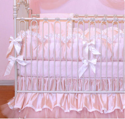 Alexa Baby Bedding girl designer crib nursery
