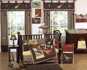 dinosaur baby bedding crib bedding nursery decorations set boy
