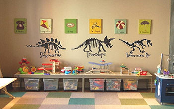 Dinosaur Wall Stickers And Decals