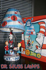 dr seuss cat in the hat lamp baby nursery