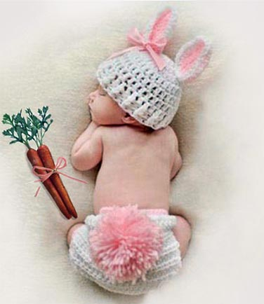 Easter baby photo ideas picture ideas bunny props