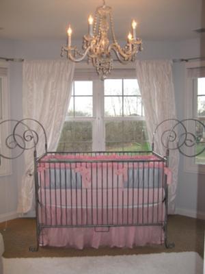 Elegant Modern Nursery Decor