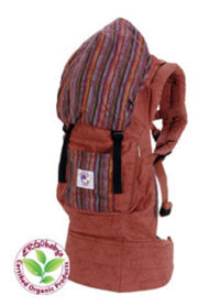 Ergo Baby Organic Twill Sienna Sunset Carrier
