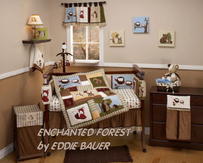 Enchanted Forest Friends Nursery Ideas with Baby Deer, Owls and More