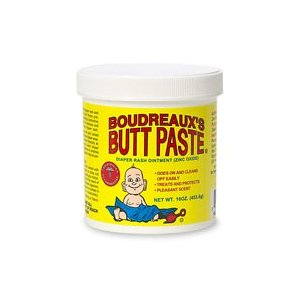 Boudreaux's Butt Paste Diaper Rash Cream