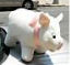 large big giant stuffed plush pig piglet toy doll