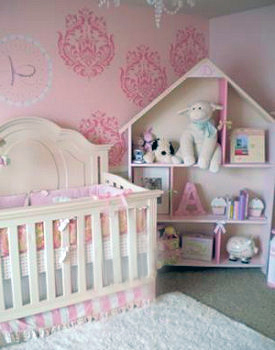 girl nursery themes main