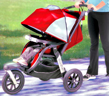 chicco jogging stroller