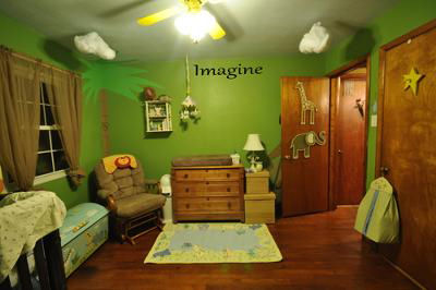 Imagine John Lennon Real Love Baby Nursery Theme