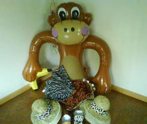 jungle birthday party decorations ideas monkeys safari