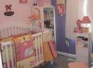 baby girl pink blue lavender purple safari jungle nursery tropical punch yellow zebra animals wild zoo orange