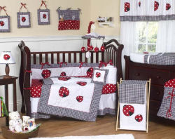Lady Bug Baby Nursery Cute As A Bug