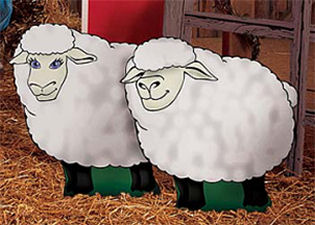 Baby Lamb Baby Shower Theme