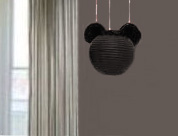 Easy DIY baby Mickey Mouse Crib Mobile for a Nursery Room Ceiling crafts project