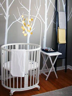 Making The Most Of The Space, Organization And Maintenance Are The  Hallmarks Of A Contemporary Nursery That May Be Smaller Than The Ones We  Had For The Last ... Part 45