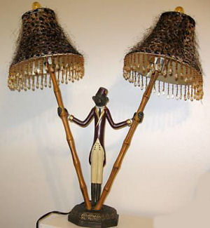 Kathleen Alcala Choosing The Best Monkey Lamp