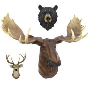 Rustic Baby Nursery Themes Log Cabin Moose Bear Nursery