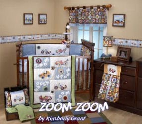NASCAR Nursery Themes - Baby Nursery Bedding Ideas