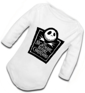 Nightmare Before Christmas Baby Clothing